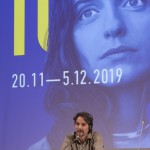 Συνέντευξη Τύπου Φλοράν Μαρσί στο Γαλλικό Ινστιτούτο Αθηνών - Press Conference Florent Marcie at Institut Français d'Athènes | 25.11.2019 | Ταινιοθήκη της Ελλάδος - Greek Film Archive